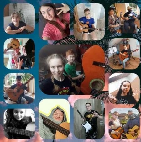 Konkursy muzyczne w OPP
